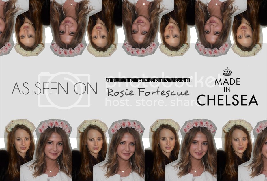 Millie Mackintosh Flower Headbands